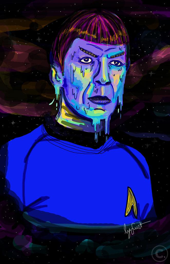 Trippy Spock